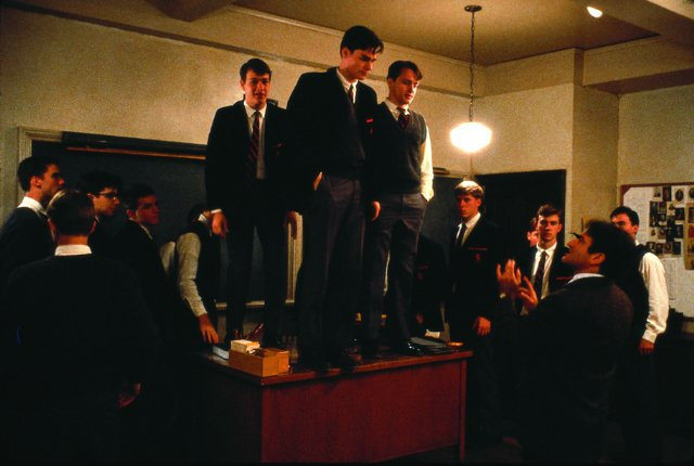 dead poets society todd anderson character essay