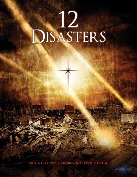 12 Catastrofes DVDRip eMule