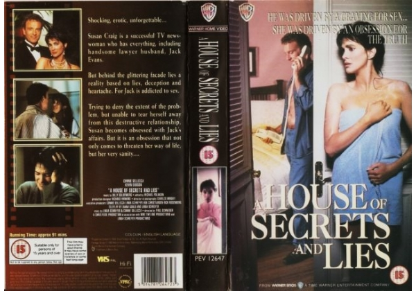Connie Sellecca a house of secrets and lies